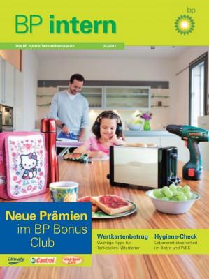 kundenprojekte - BP Austria Tankstellenmagazin